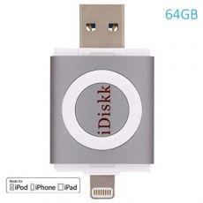 iDiskk 64GB Space Grey